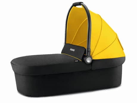 Recaro Carrycot for Pushchair Citylife -  * Due to the Recaro Carrycot you can transform your Recaro Pushchair Citylife into a full size stroller.