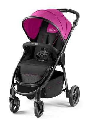 Recaro sport stroller Citylife -  * The Recaro sport stroller Citylife will convince you through easy handling, a stylish design and comfort.