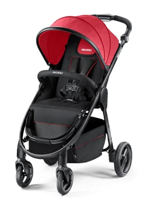 Recaro Pushchair Citylife Ruby 2019 - large image