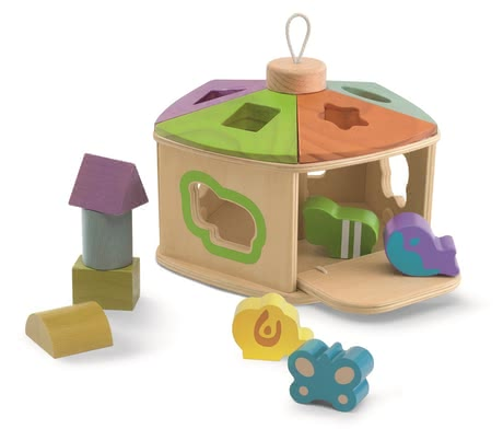 Chicco Wooden animal cottage 2016 - large image