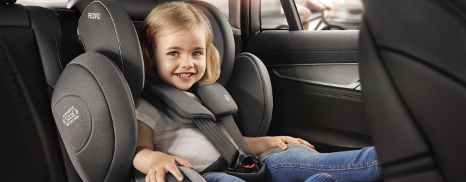 Recaro child car seats