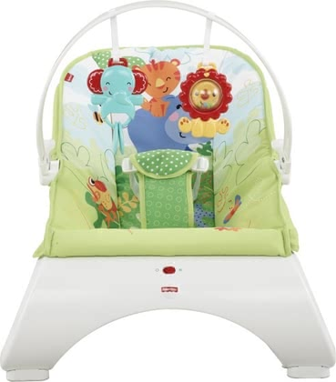 Fisher-Price Comfort Curve bouncer 2016 - large image