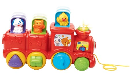 VTech Discovery Locomotive -  * The VTech Explorer Locomotive promotes the motor skills and is suitable for your little one aged 9 months