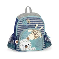 Sterntaler Kids Backpack -  * The functional backpack by Sterntaler is perfectly suitable for being used in kindergarten, on a trip to Grandma and Grandpa or when being on holidays.