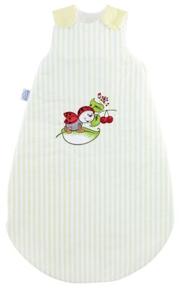 Zöllner Sleeping bag with appliqué, Little Dots 2016 - large image