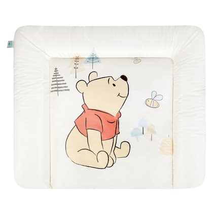 Zöllner Disney Softy changing mat Pooh My Little Sweetheart, pink 2015 - large image
