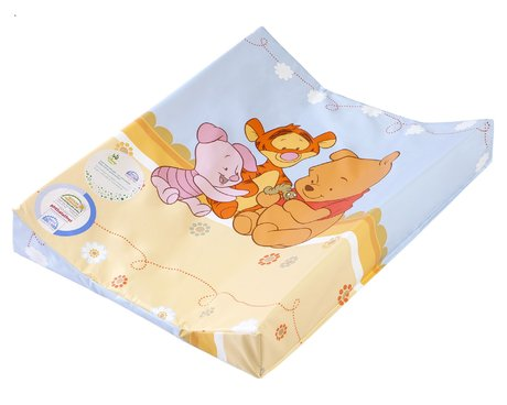 Zöllner Double-wedge changing mat Baby Pooh and Friends 2016 - large image