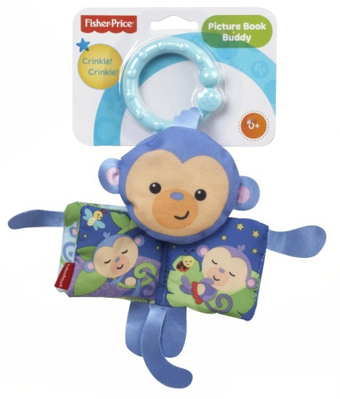 Fisher Price Picture Book Monkey 2016 Buy At Kidsroom