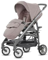 Inglesina Pushchair Trilogy - * The Inglesina Trilogy will convince you through comfort and easy handling. The light frame is equipped with ball-bearing wheels.