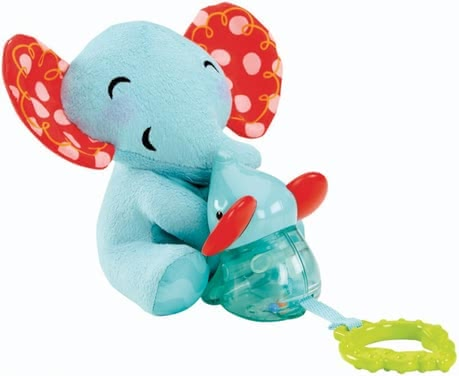 Fisher-Price pull up toy elephant 2017 - large image