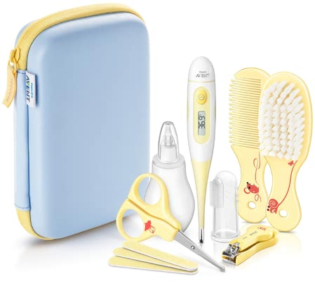 Philips AVENT Baby Care Set -  * The Philips AVENT baby care set is indispensable for everyday life with your child!