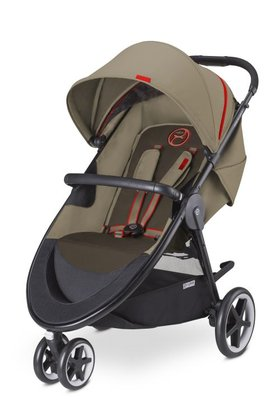 Cybex Agis M-Air 3 Pushchair Coffee Bean - brown 2015 - large image
