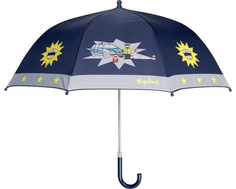 Playshoes umbrella for children, police 2016 - large image