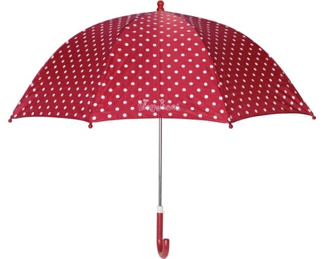 Playshoes umbrella for children, red dots 2016 - large image