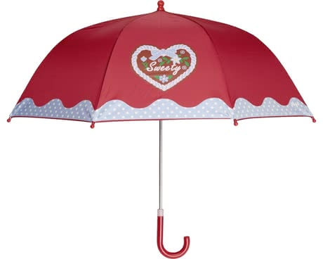 Playshoes umbrella for children, red cottage 2016 - large image