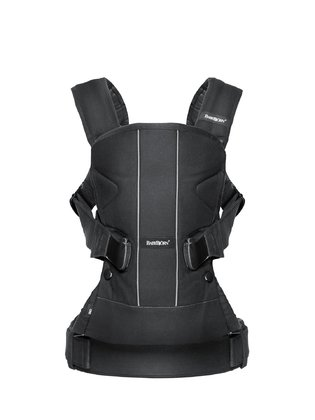 Baby Björn Baby Carrier One - * The baby carrier One by Baby Björn can be used in four different ways fixing it either the front or back of your body. Easy in handling.