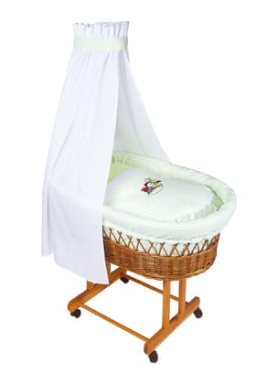 bassinet set Zöllner Pünktchen 2016 - large image