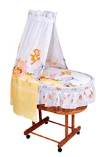 Zöllner bassinet set Baby Pooh and Friends 10003-53600