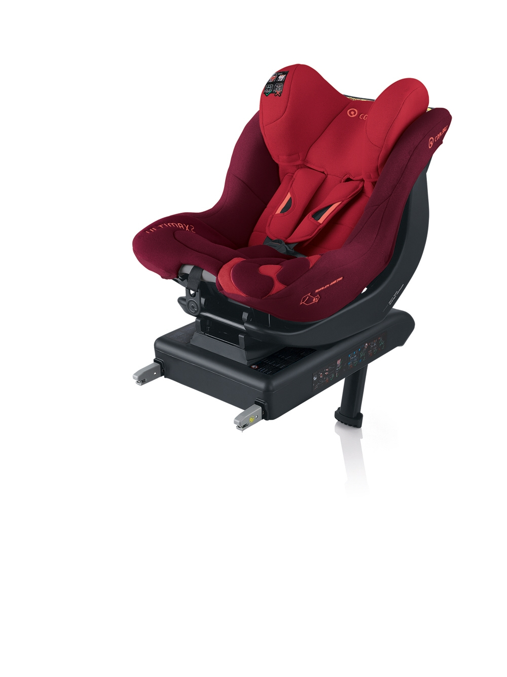 concord child car seat ultimax 2 isofix buy at kidsroom. Black Bedroom Furniture Sets. Home Design Ideas