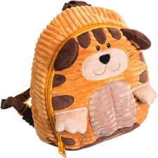 Bieco soft rucksack - The soft rucksack by Bieco is a cuddly companion in an animal design.
