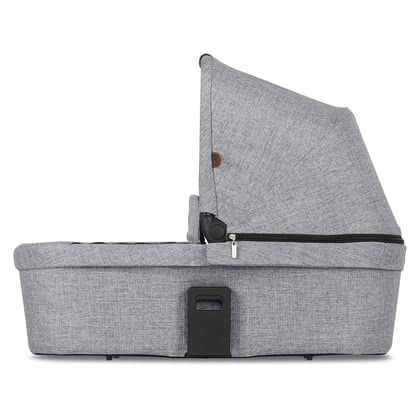 ABC-Design Carrycot for Zoom -  * The ABC-Design carrycot transforms your Zoom or Salsa into a newborn pram in an instant. The generous carrycot base with its soft mattress assures your baby of the best ride, from birth onwards.