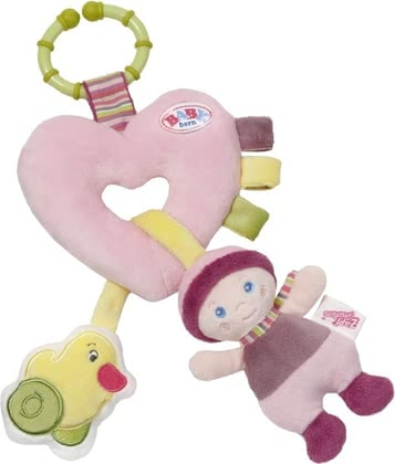 Baby Born activity heart 2016 - large image
