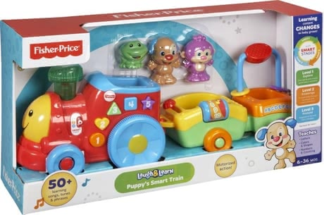 Fisher Price puppy train 2016 - large image