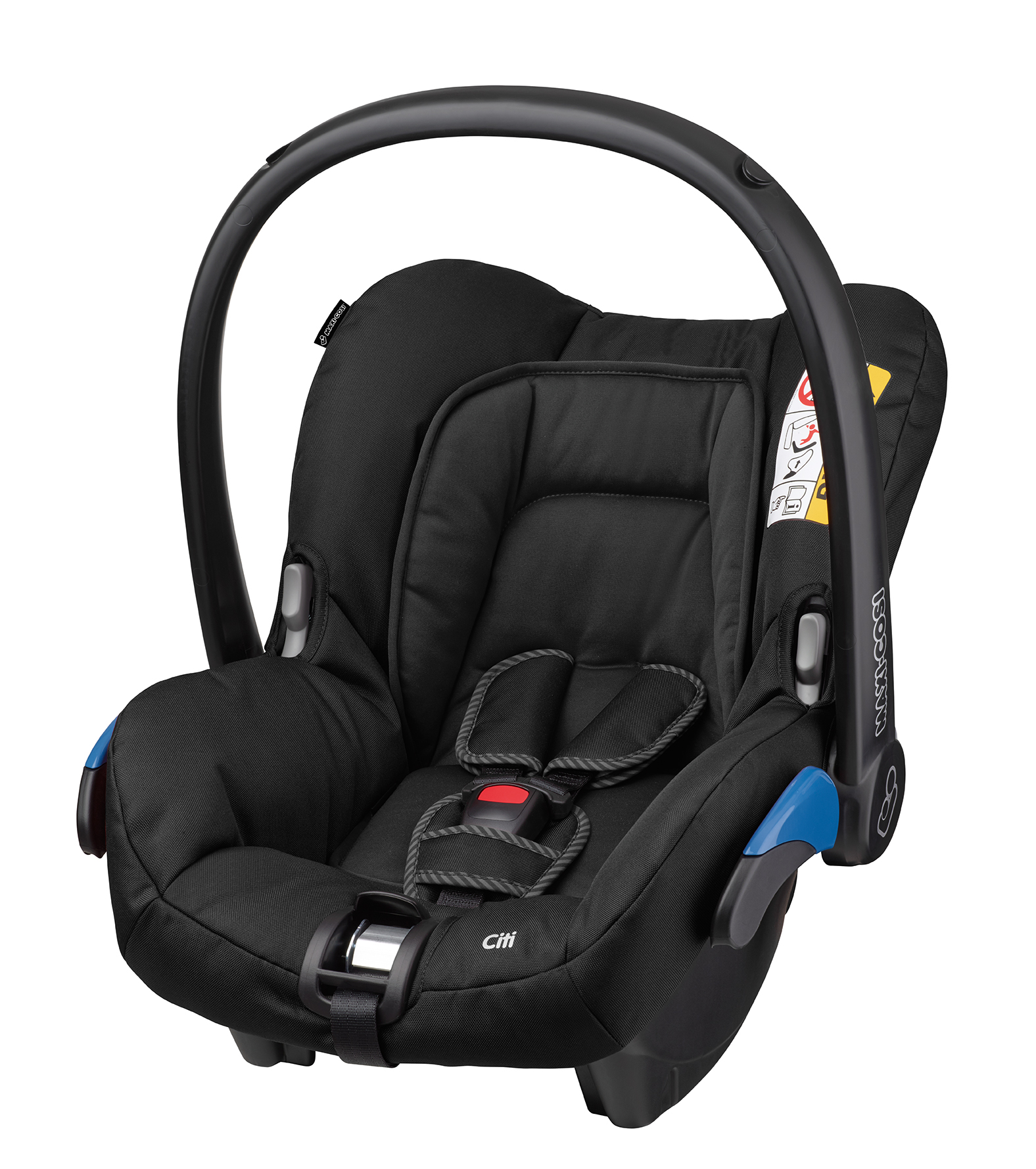Maxi cosi infant carrier citi 2018 black raven buy at for Maxi cosi housse