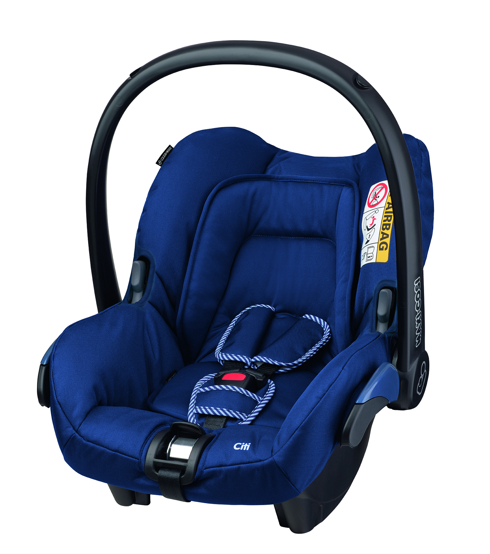 maxi cosi infant carrier citi 2018 river blue buy at kidsroom car seats. Black Bedroom Furniture Sets. Home Design Ideas