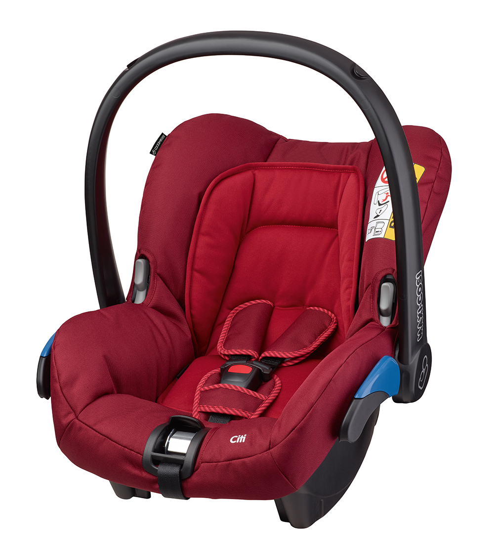 Red Chicco Car Seat >> Maxi-Cosi Infant Car Seat Citi 2018 Robin Red - Buy at kidsroom | Car Seats