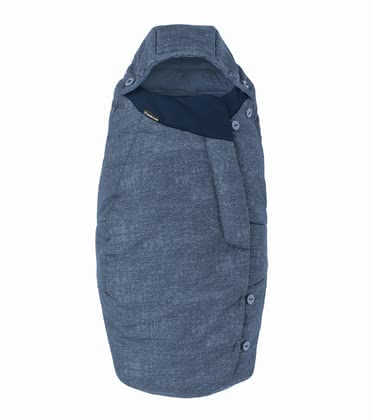 Maxi-Cosi General Footmuff Nomad Blue 2018 - large image