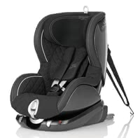 Child Car Seats 9 - 18 kg with Isofix