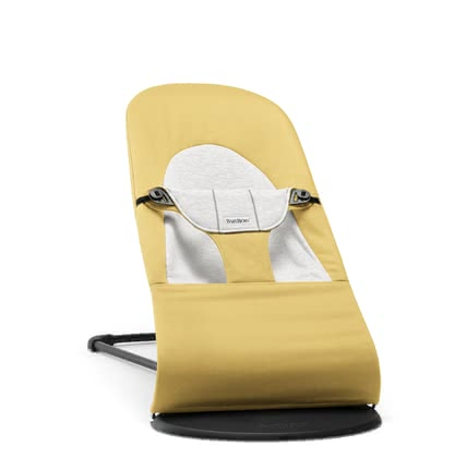 BabyBjörn Baby Bouncer Balance Soft Cotton/Jersey -  * The Soft Selection will delight all new parents with its great new and particularly soft colours. The cuddly cotton jersey feels soft and smooth, is highly compatible and completely harmless.