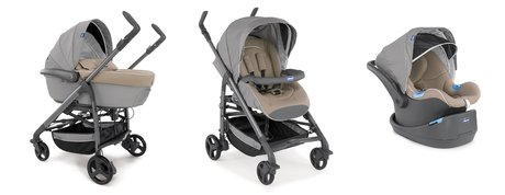 Chicco Trio-System Love mit Kit Car Poetic 2016 - large image