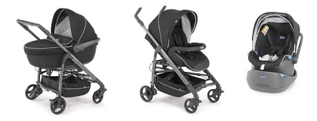 Chicco Trio-System Love mit Kit Car Black 2016 - large image