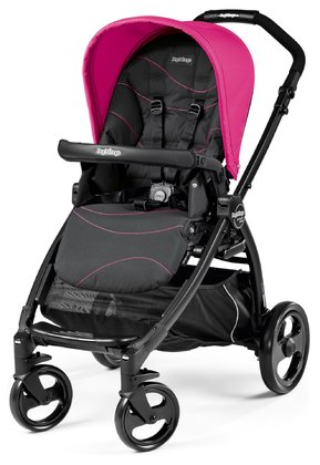 Peg-Perego Book Plus Bloom Pink 2017 - large image