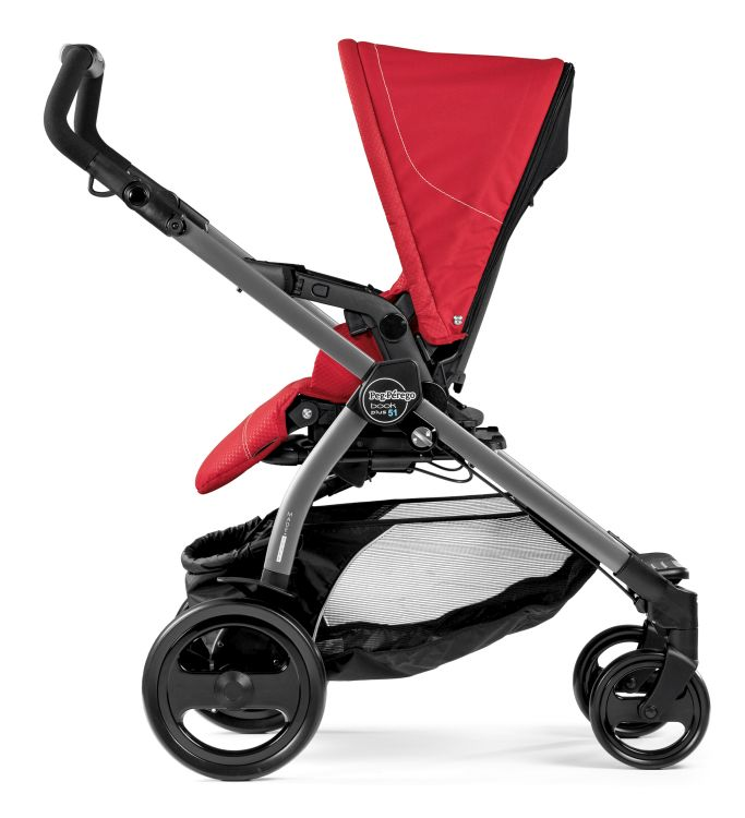 peg perego stroller book 51 sportivo jet 2016 mod red. Black Bedroom Furniture Sets. Home Design Ideas