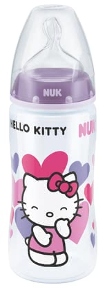 NUK FIRST CHOICE + Hello Kitty baby bottle, 300ml 2016 - large image