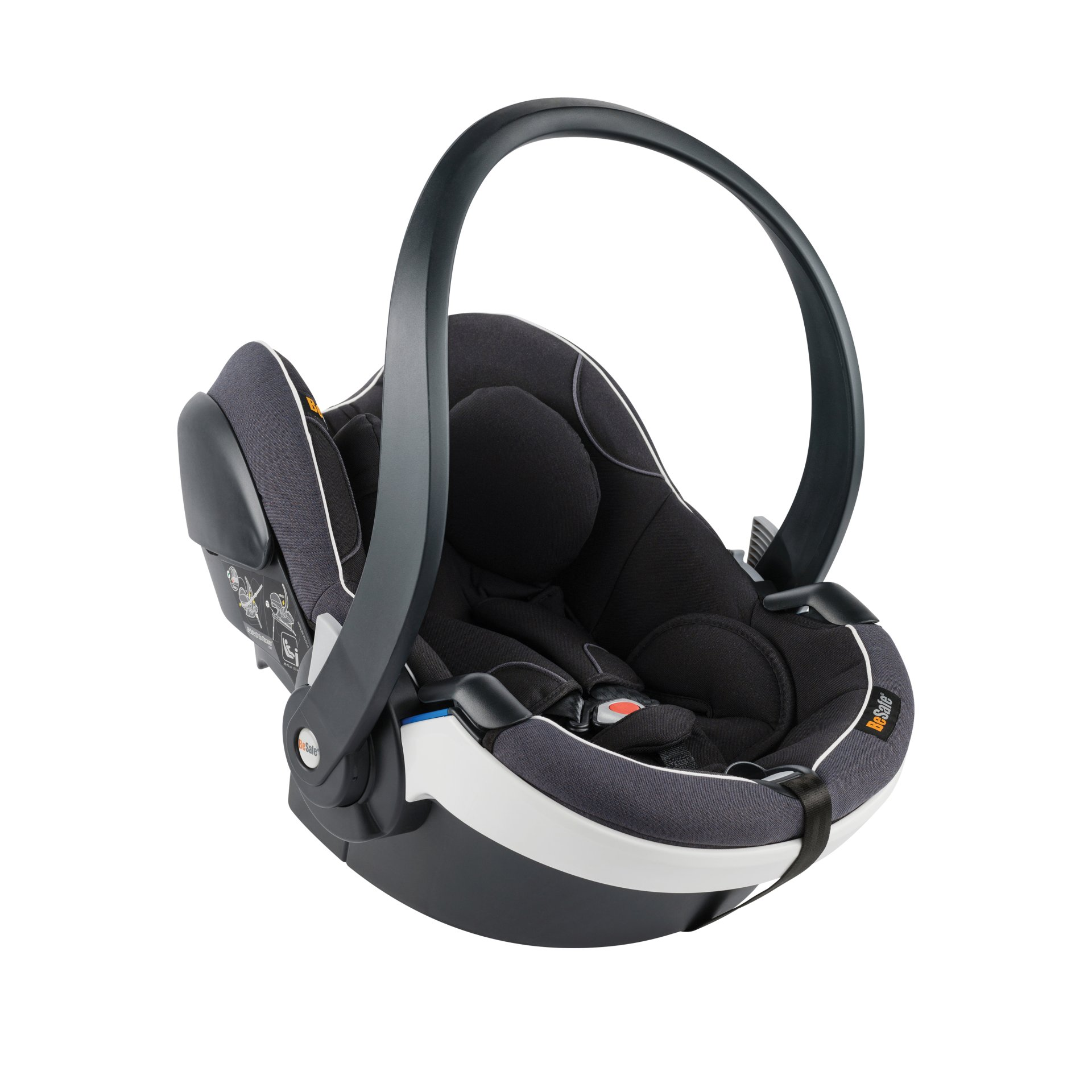 besafe infant car seat izi go modular i size buy at. Black Bedroom Furniture Sets. Home Design Ideas