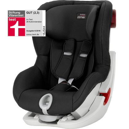 Britax Römer Child Car Seat King II - * Britax Römer car seat King II – This seat offers an easy handling and a convenient sitting comfort your child from approximately 9 months./ul>