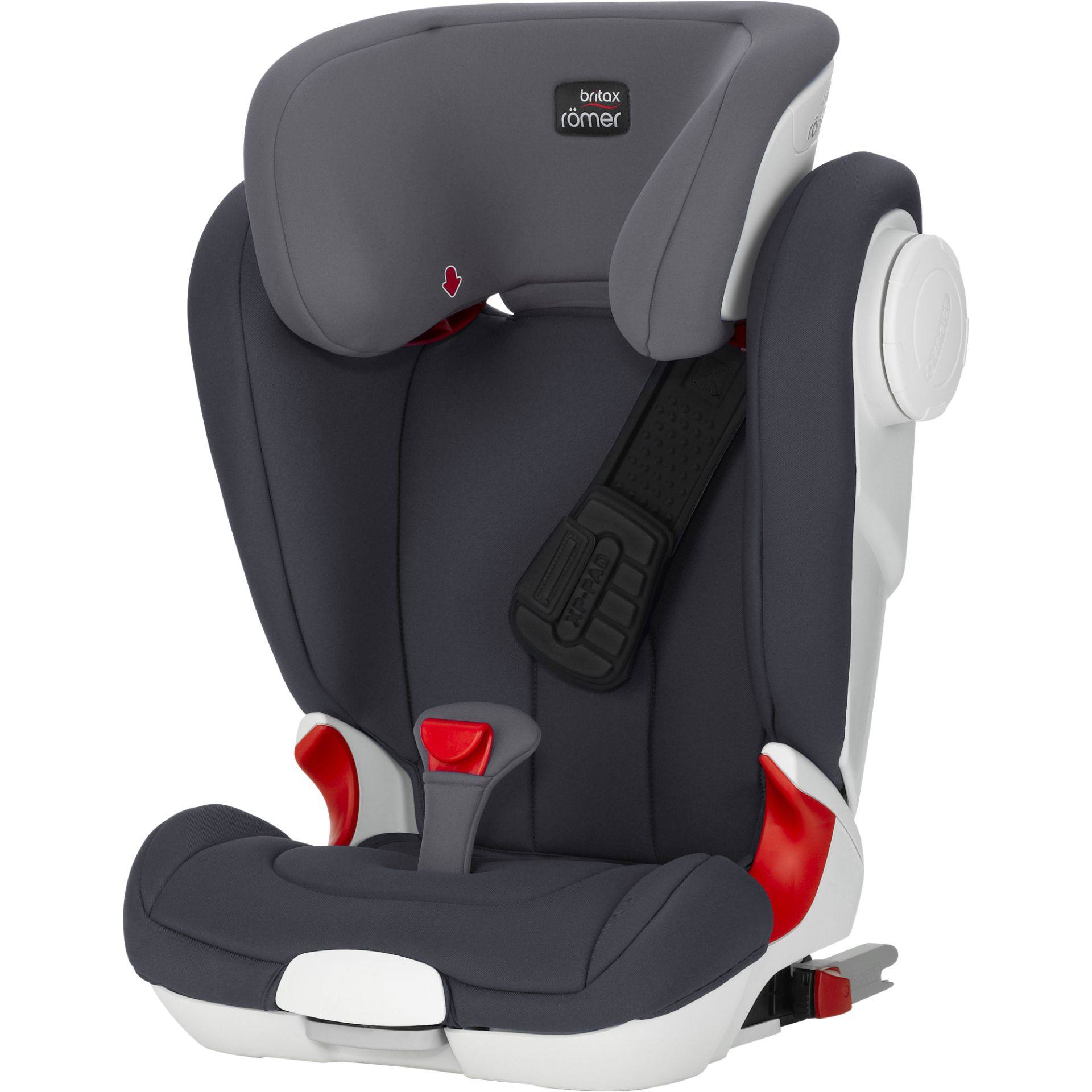 britax r mer child car seat kidfix ii xp sict 2019 storm. Black Bedroom Furniture Sets. Home Design Ideas