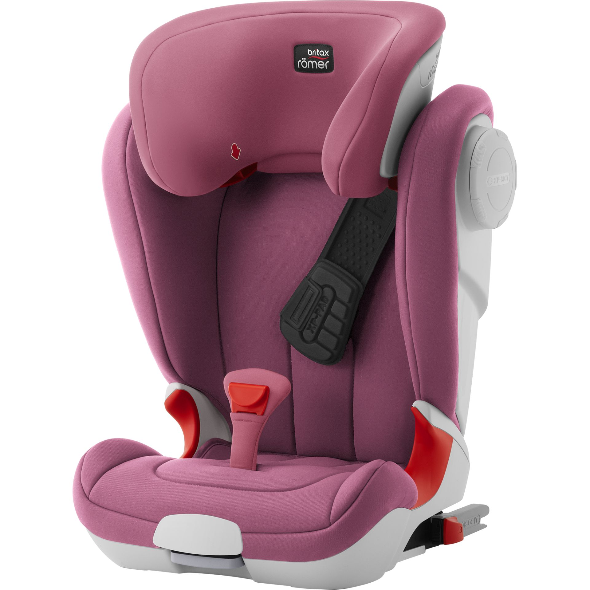 britax r mer child car seat kidfix ii xp sict 2018 wine. Black Bedroom Furniture Sets. Home Design Ideas