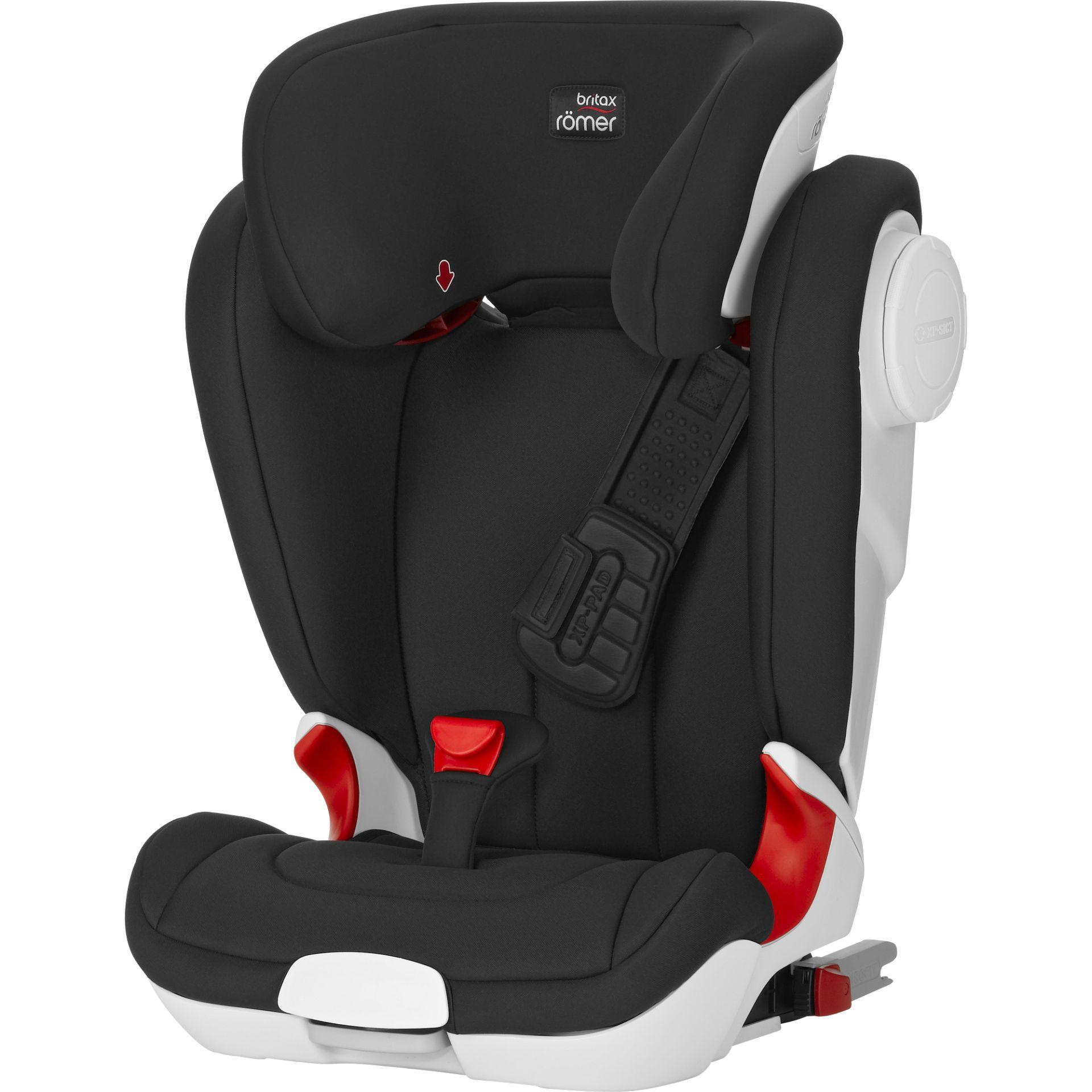 britax r mer child car seat kidfix ii xp sict 2018 cosmos black buy at kidsroom car seats. Black Bedroom Furniture Sets. Home Design Ideas