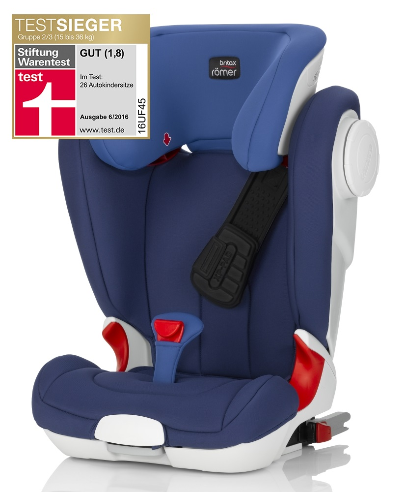 britax r mer child car seat kidfix ii xp sict 2017 ocean blue buy at kidsroom car seats. Black Bedroom Furniture Sets. Home Design Ideas