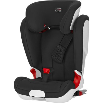 Britax Römer Child Car Seat Kidfix II XP -  * The Britax Römer car seat Kidfix II XP is suitable for children between 4 and 12 years (16-36kg). The XP PAD diverts the power of the neck area and guarantees more protection in a front collision.