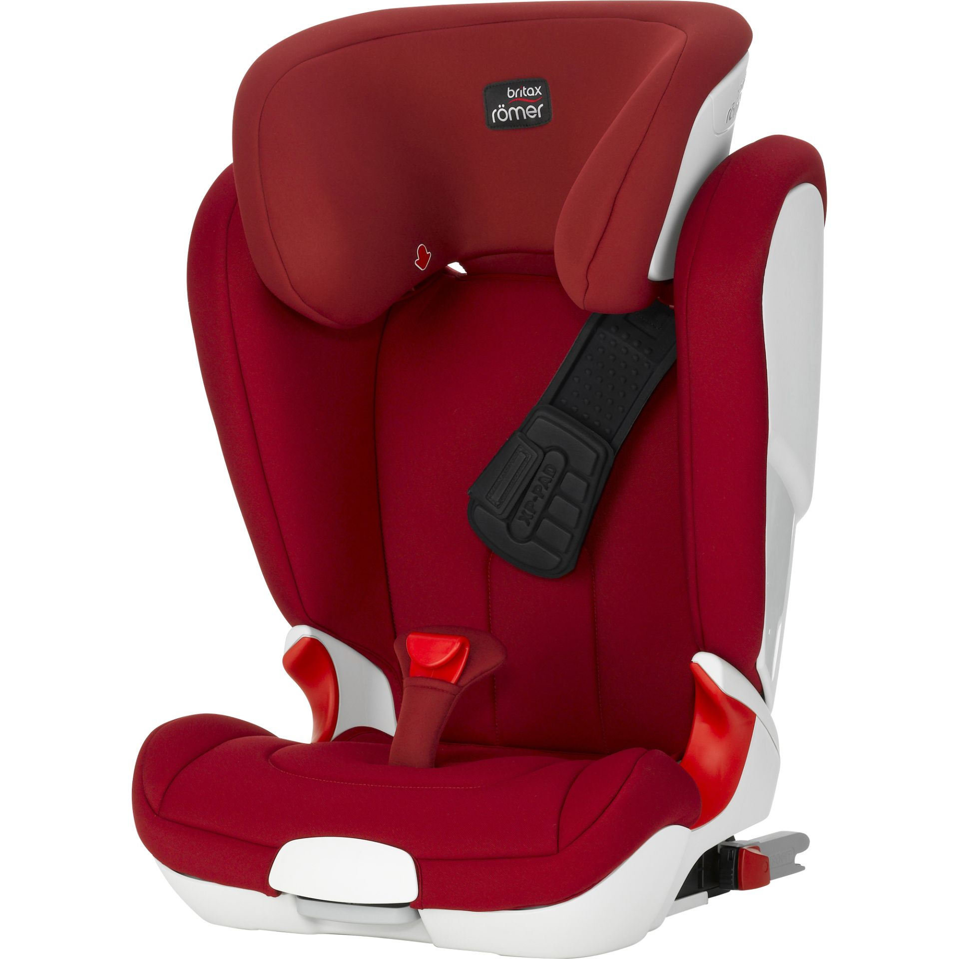 britax r mer child car seat kidfix ii xp 2018 flame red. Black Bedroom Furniture Sets. Home Design Ideas