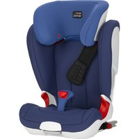Britax Römer car seat Kidfix II XP -  This seat is suitable for children between 4 and 12 years (16-36kg). The XP PAD diverts the power of the neck area and guarantees more protection in a front collision.