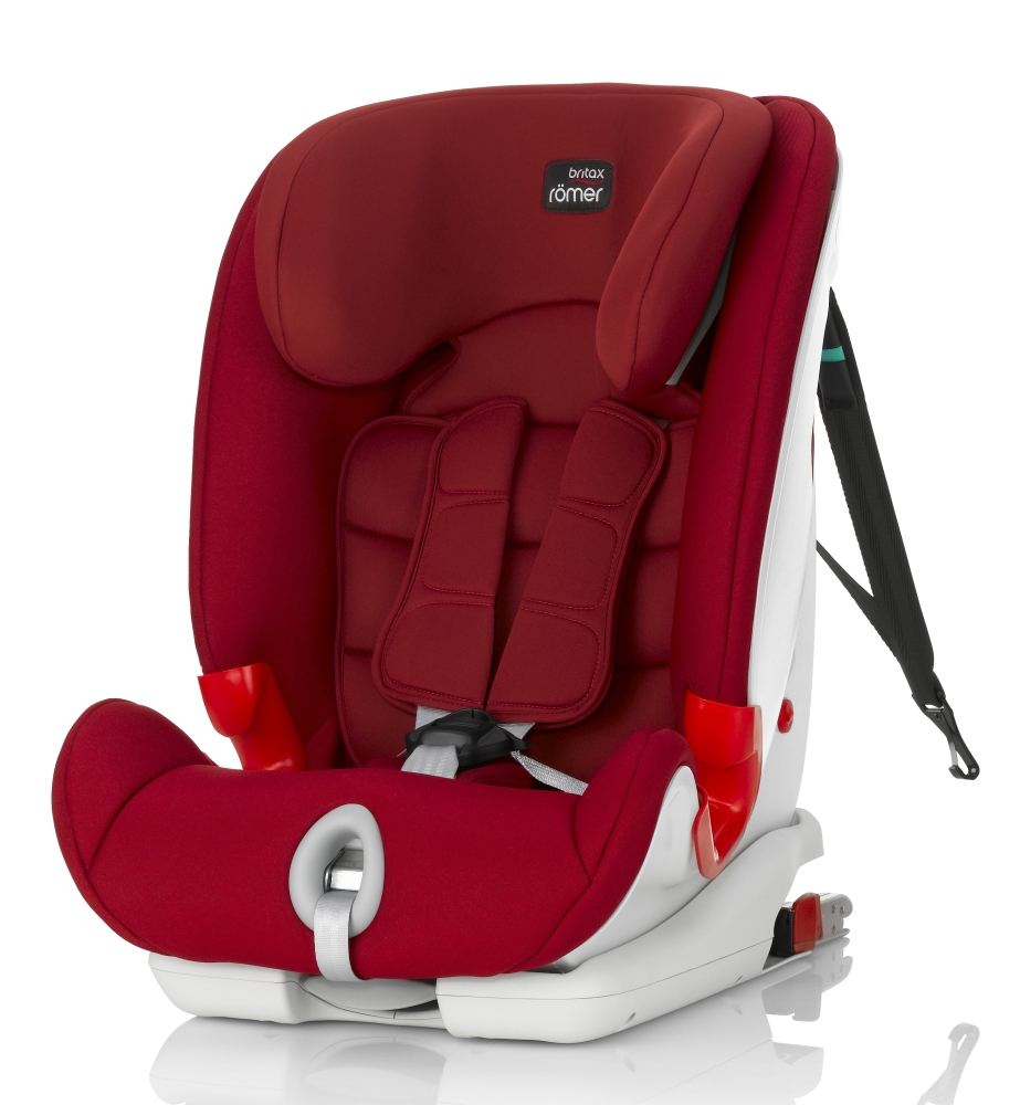 britax r mer kindersitz advansafix ii 2016 flame red buy at kidsroom campaigns everything. Black Bedroom Furniture Sets. Home Design Ideas