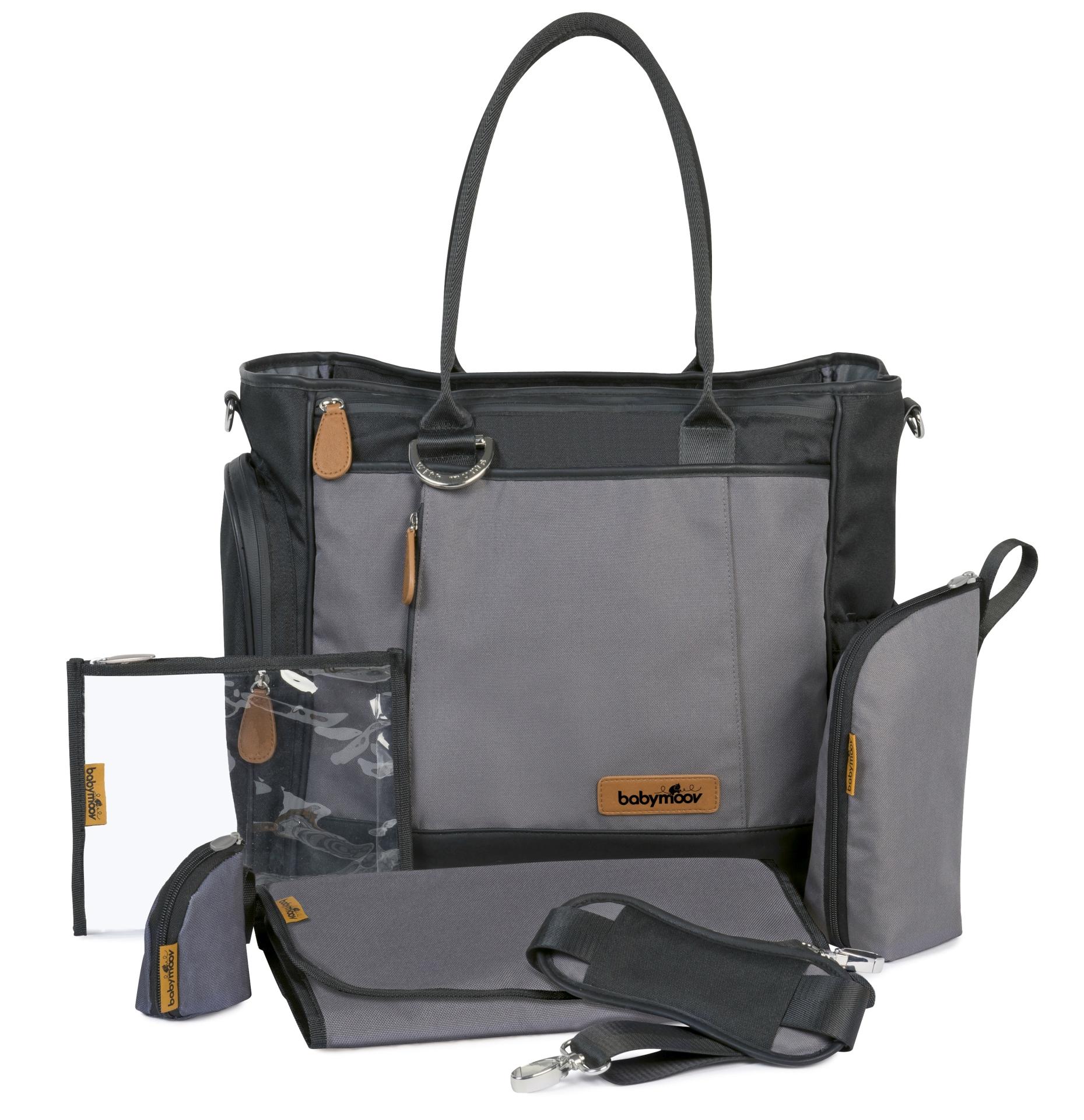 Babymoov Diaper Bag Essential 2017 Large Image 1