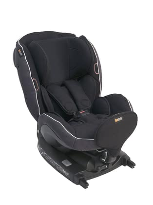 BeSafe Child Car Seat iZi Kid X2 i-Size -  * The BeSafe iZi Kid X2 i-Size is a rear-facing child car seat which protects your child from a body height of 61 up to 105 cm (6 months up to approx. 4 years). The child car seat provides your little passenger with maximum safety and comfort.